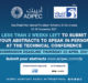 Last call for 'Speak in Person' abstracts for ADIPEC